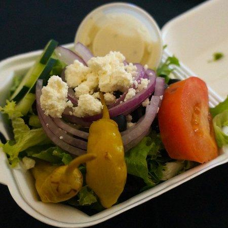 Cafe Roma: Greek Salad