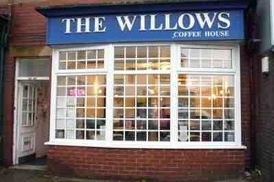The Willows Coffee House : outside