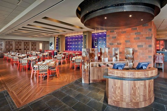 Rosa Mexicano Boston Seaport District South Boston