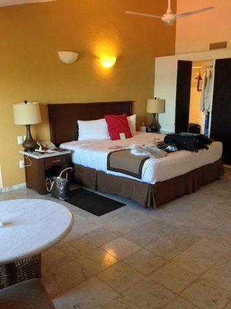 Las Brisas Huatulco: Bedroom