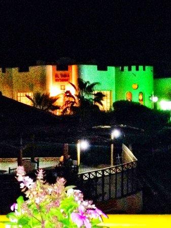 Halomy Hotel : Restaurant from our balcony