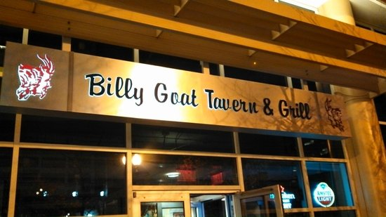 Billy Goat Tavern DC
