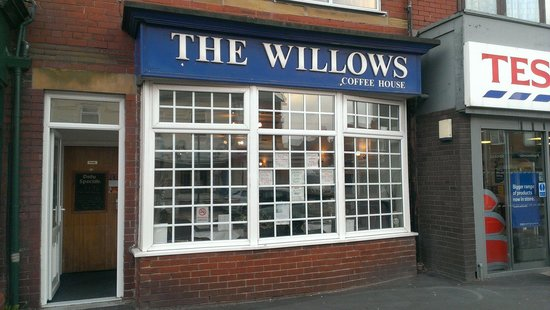 The Willows Coffee House : The Willows