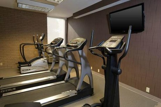 Drury Inn & Suites Champaign: Fitness Center