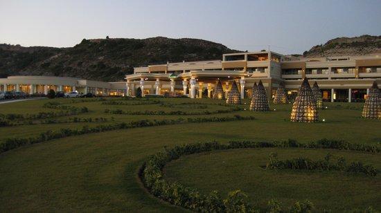 La Marquise Luxury Resort Complex: outside