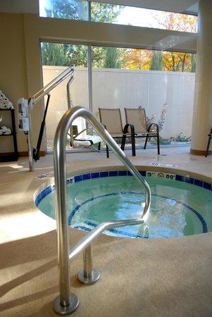 Holiday Inn Express Boise University Area : Whirlpool