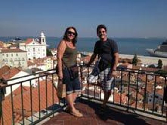 Miradouro de Santa Luzia: Vista inesquecível