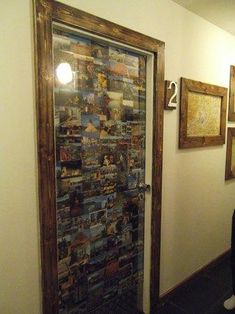 Riga Old Town Hostel & Backpackers Pub : Door to the dorm room