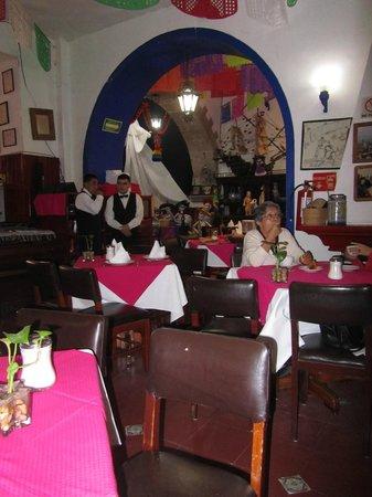 La Hosteria de Santo Domingo: interno