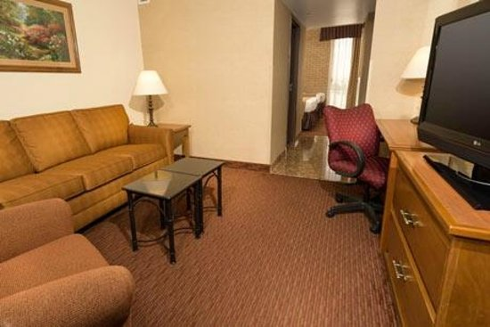 Drury Inn & Suites San Antonio Northeast: Suite