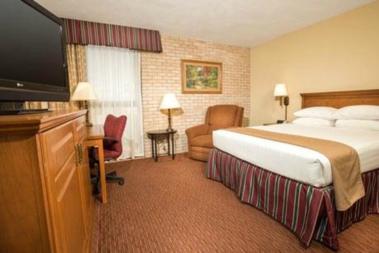 Drury Inn & Suites San Antonio Northeast: King Deluxe Room