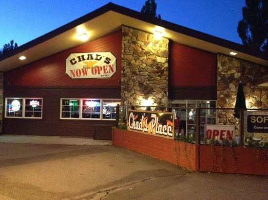 Chad's Place: New Chad's