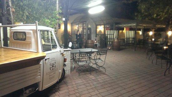 Hotel Grahor : Il Ristorante