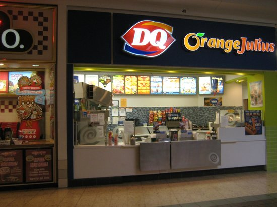 DQ Orange Julius Northpark Mall W Kimberly Rd Picture Of Orange Julius