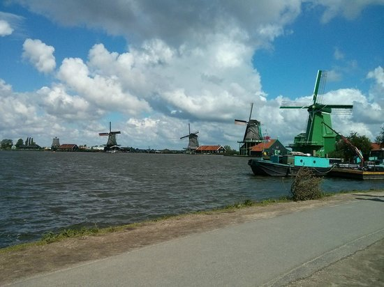 Private Day Tours Amsterdam: Windmills
