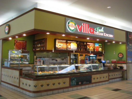 Villa Northpark Mall W Kimberly Rd Picture Of Villa Pizza Davenport