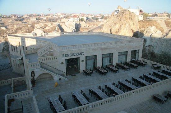Dilek Kaya Hotel: Hotel restaurant