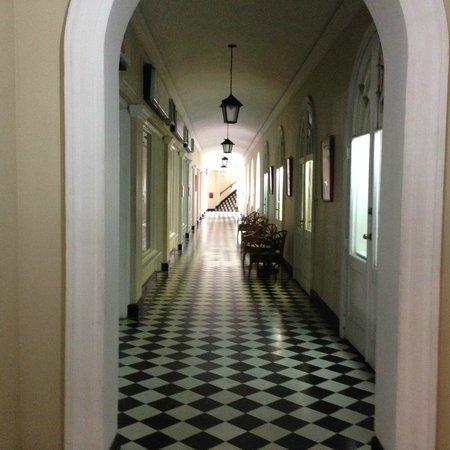 Hotel El Prado: Pasillos