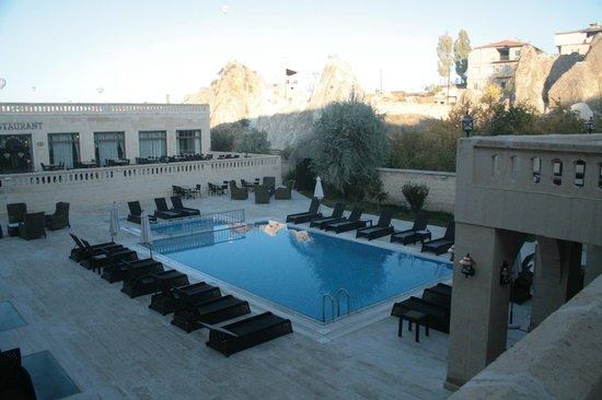 Dilek Kaya Hotel: Beautiful