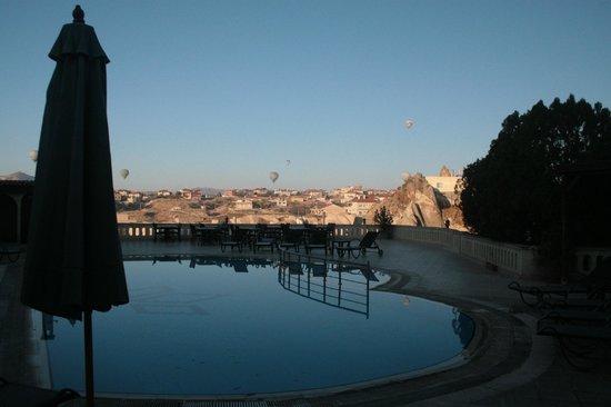 Dilek Kaya Hotel: What a view