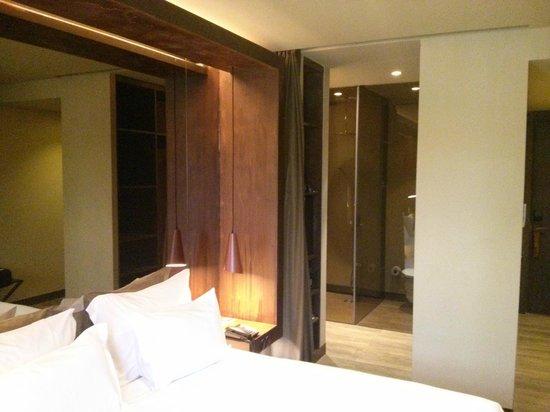 Hotel Teatro Porto: habitacion