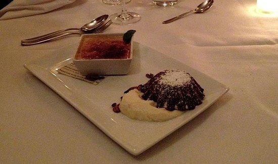 Primo: Scrumptious desserts