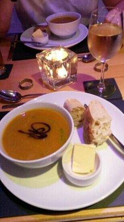 Gwesty Cymru: soups a must try !