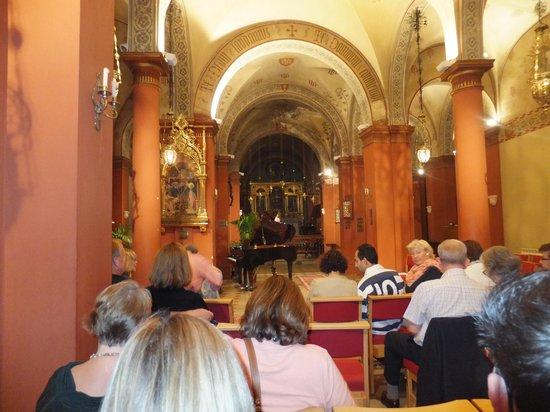 Opera at St. Mark's Anglican Church : St.Marks Anglican