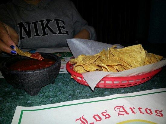 Los Arcos Mexican Restaurant: Los Arcos