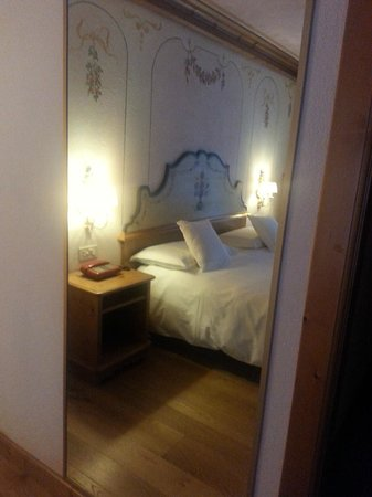 Hotel Miramonti : camera standard