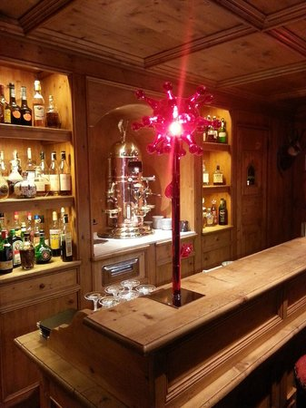 Hotel Miramonti : bar