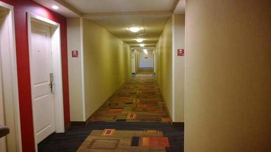 Homewood Suites Fort Worth West at Cityview: Hallway