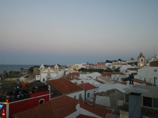 Cloud 9 Hostel: Rooftop terasse