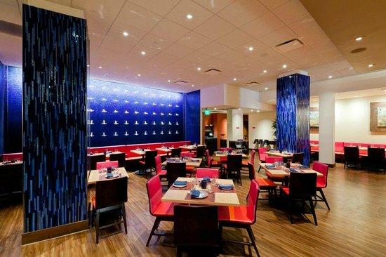 Rosa Mexicano - Chevy Chase: Main Dining Room