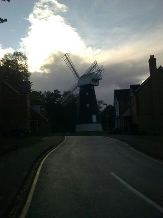 ‪Shirley Windmill‬