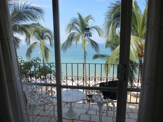 Playa Los Arcos Hotel Beach Resort & Spa: balcony