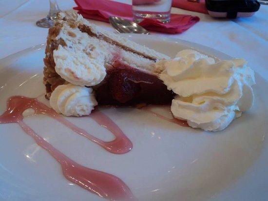 Tiffany's Hotel Blackpool : Yummy food