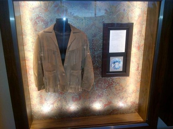 Seminole Hard Rock Hotel Tampa: Music Memorabilia