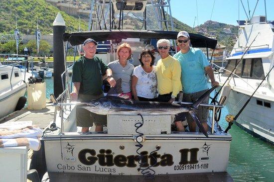 Guerita Sportfishing: Our fishing gang