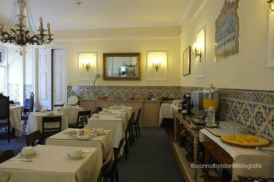 Casa De Sao Mamede: sala colasione