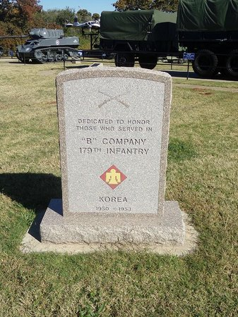 45th Infantry Division Museum : Thank you all for serving.