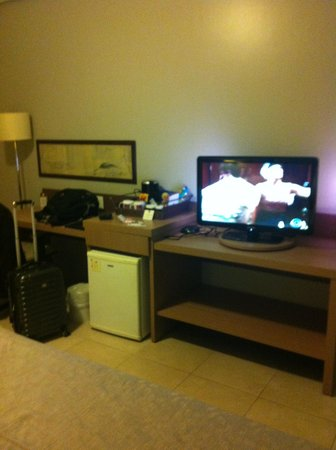 Comfort Suites Flamboyant : Quarto