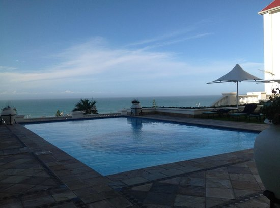 The Boardwalk Hotel: Piscina com vista para o Mar