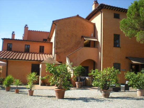 Borgo La Torre: Ingresso
