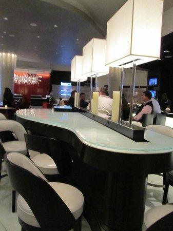 Atlanta Airport Marriott Gateway: Hotel bar