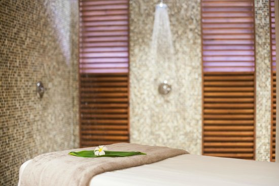 The Spa at Koloa Landing: Luxury Treatment Room with Private Shower