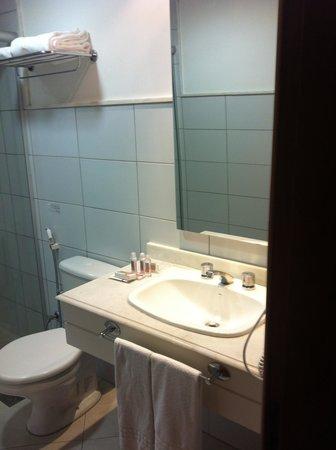 Intercity Piazza Navona: Banheiro