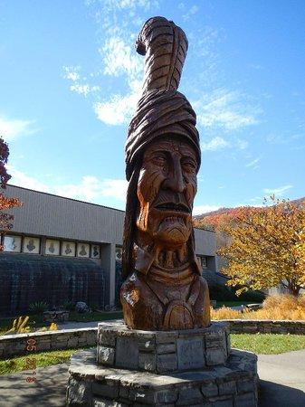 Museum of the Cherokee Indian: Sequoyah - language writer