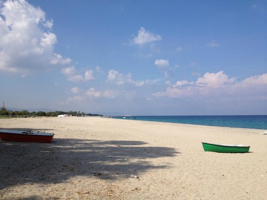 Badolato, Italy: The Beach...