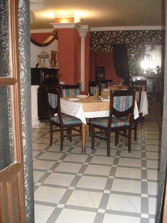 Espana Hotel: Comedor